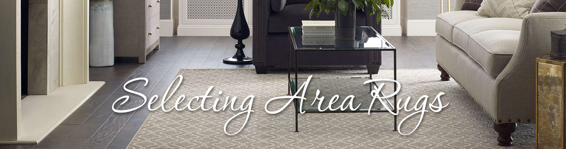 Selecting Area Rugs